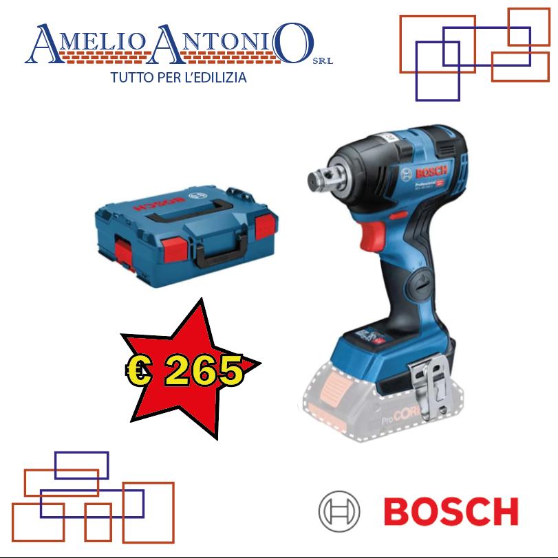 Avvitatore Bosch a massa battente